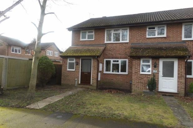 Thumbnail Property to rent in Cranberry Walk, Blackwater, Camberley