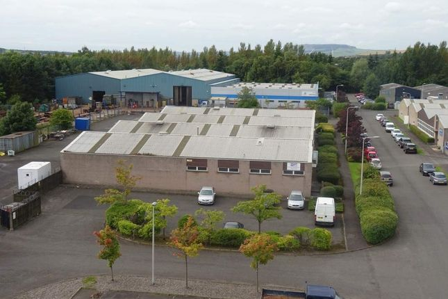Thumbnail Industrial to let in Unit 38, Southfield Industrial Estate, Glenrothes