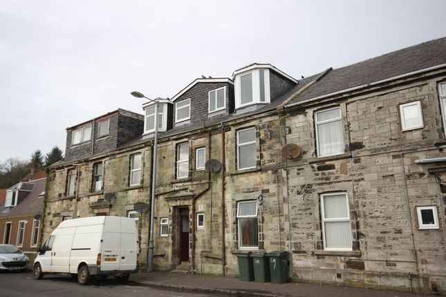 Thumbnail Flat for sale in Main Street, Newmilns, Ayrshire