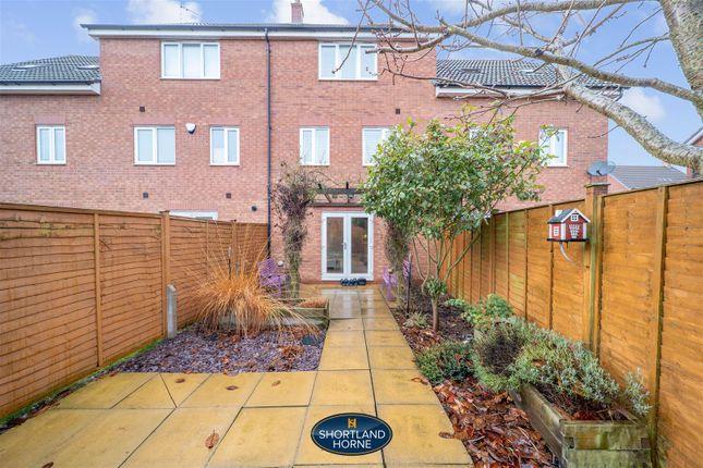 Rear Garden of Shropshire Drive, Stoke Village, Coventry CV3