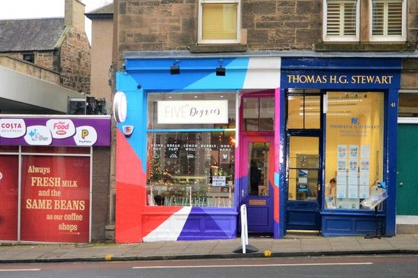 Restaurant/cafe for sale in Barclay Place, Edinburgh