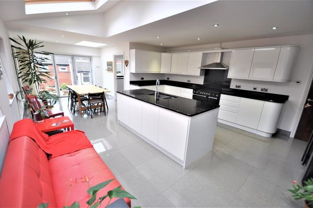Thumbnail Semi-detached house for sale in St Annes Road East, St Annes, Lytham St Annes, Lancashire