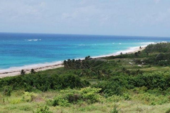 Thumbnail Villa for sale in Paragon Land, Christ Church, Christ Church, Barbados