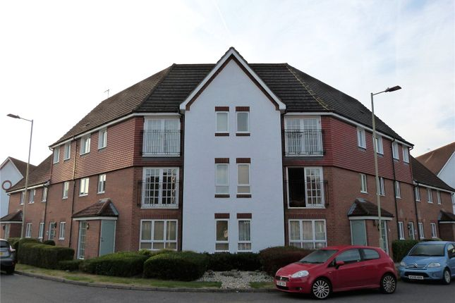 Thumbnail Flat to rent in Hartigan Place, Woodley, Reading, Berkshire