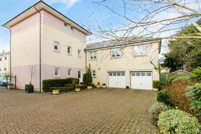 Thumbnail Detached house for sale in Lexington Square, Pittville, Cheltenham