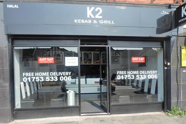 Commercial property for sale in Baylis Parade, Slough, Berks