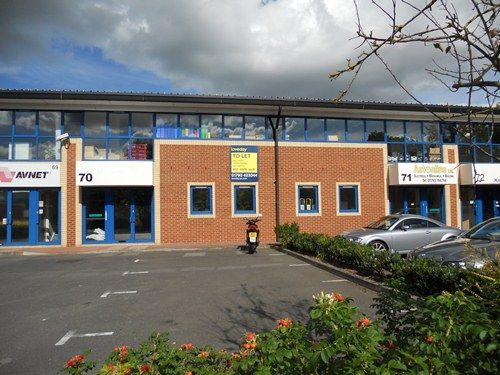 Thumbnail Office for sale in Unit 70 Shrivenham Hundred Business Park, Majors Road, Watchfield, Swindon