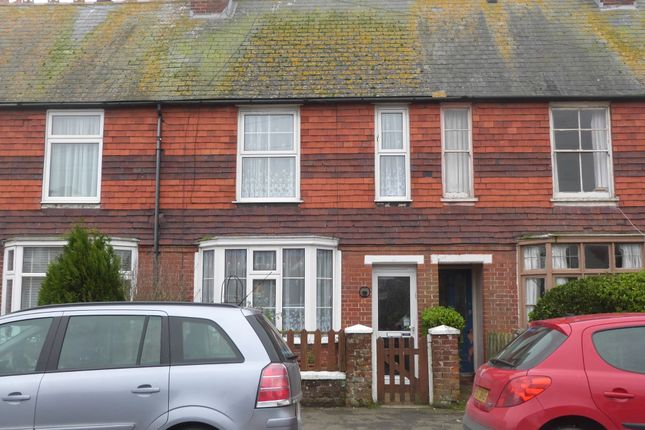 Thumbnail Terraced house for sale in Church Road, Selsey, Chichester