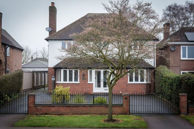 Thumbnail Detached house for sale in Fosseway, Lichfield