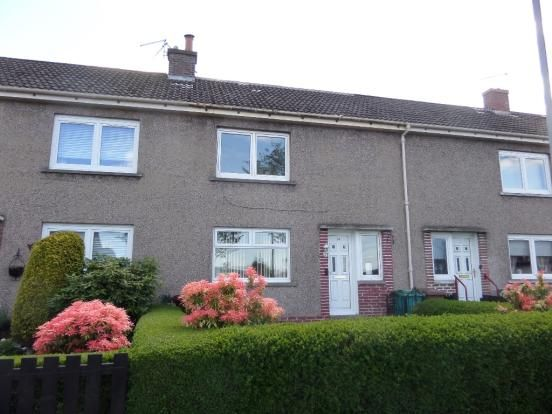 Thumbnail Terraced house for sale in Burnbank Street, Airdrie