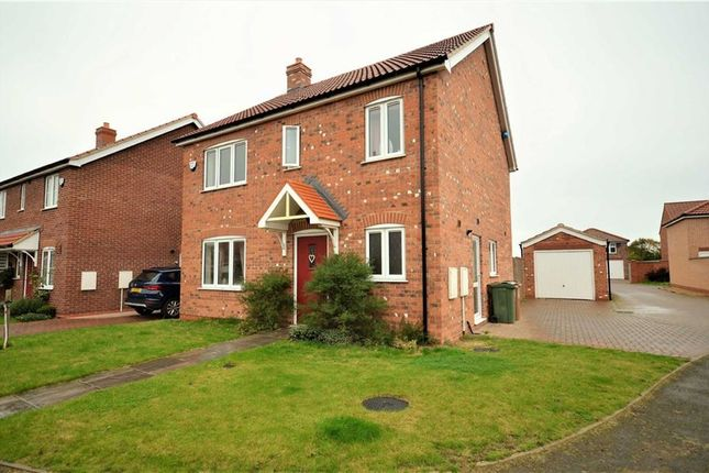 Thumbnail Property for sale in Chester Grange, Glebe Road, Scartho, Grimsby