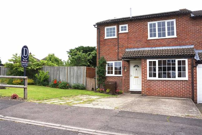 Thumbnail Semi-detached house to rent in Coniston Close, Thatcham