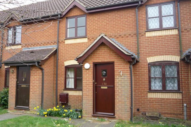 Thumbnail Terraced house to rent in Kings Road, Glemsford, Sudbury