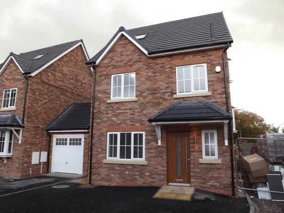 Thumbnail Detached house for sale in Badgers Close, Rainhill, Prescot, Merseyside