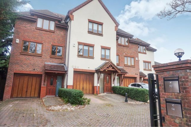 Thumbnail Semi-detached house for sale in Bassett Crescent East Bassett, Southampton