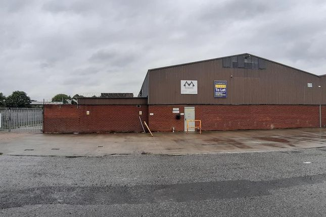 Thumbnail Light industrial to let in Unit 5A, Carlton Industrial Estate, Carlton Street, Hessle Road, Hull, East Yorkshire