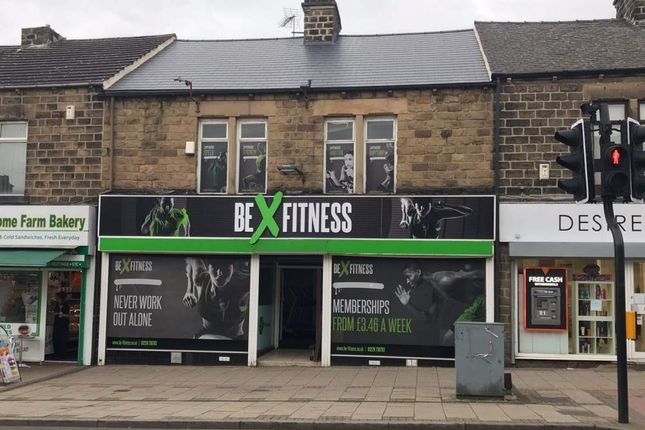 Leisure/hospitality to let in 236-238 Barnsley Road, Barnsley