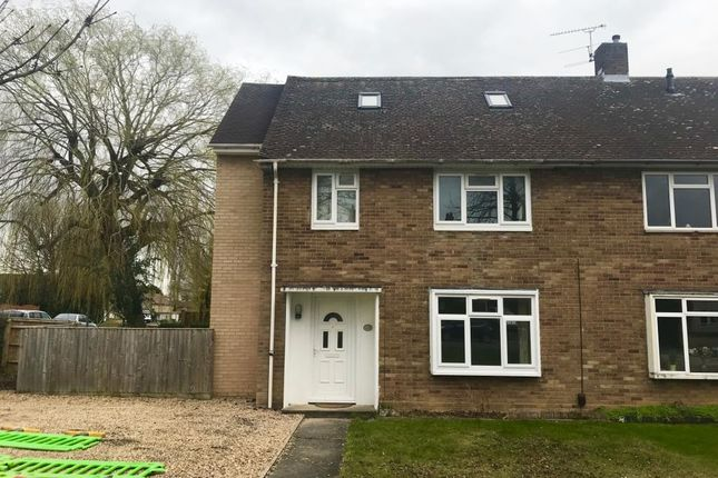 Thumbnail Semi-detached house to rent in Oxford Road, Abingdon