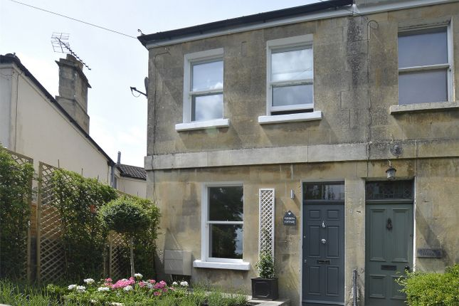 2 bedroom semi-detached house for sale in Verbena Cottage, St Saviours Road, Bath
