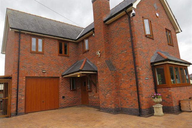 Thumbnail Detached house for sale in Old Sealand Road, Sealand, Chester