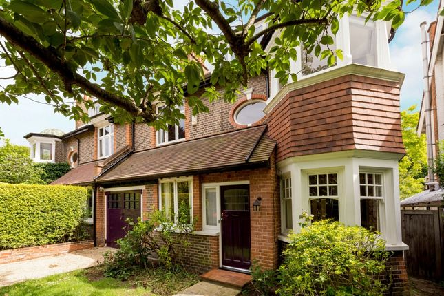 Thumbnail Semi-detached house to rent in Umbria Street, London