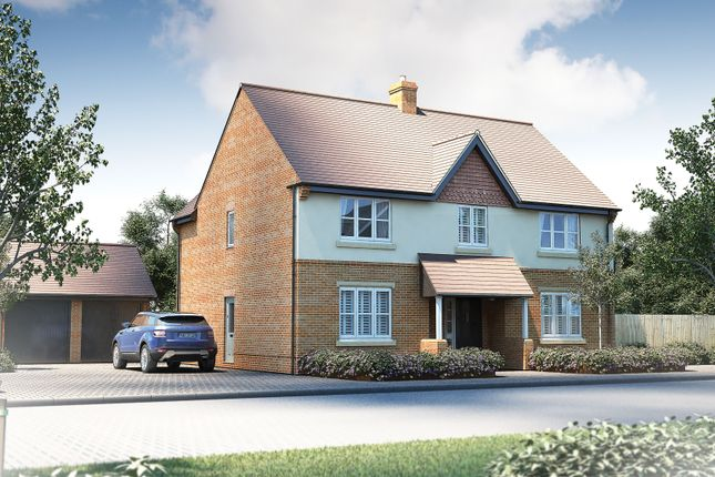 """Thumbnail Detached house for sale in """"The Bolberry"""" at Furlongs, Drayton, Abingdon"""
