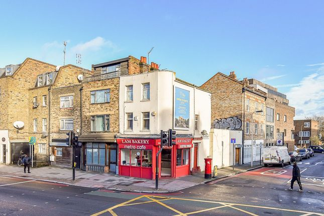 Thumbnail Retail premises for sale in Camberwell New Road, London