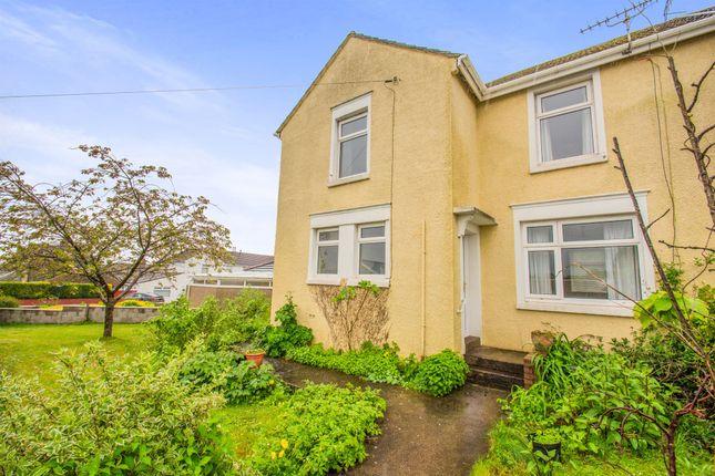 Thumbnail Semi-detached house for sale in Gelli Estate, Llanharry, Pontyclun