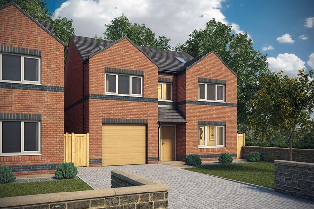 Thumbnail Detached house for sale in Plot Three, Gillots Hollow, Middleton Road