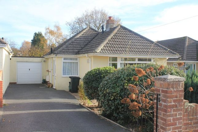 Thumbnail Detached bungalow for sale in Templers Way, Kingsteignton, Newton Abbot