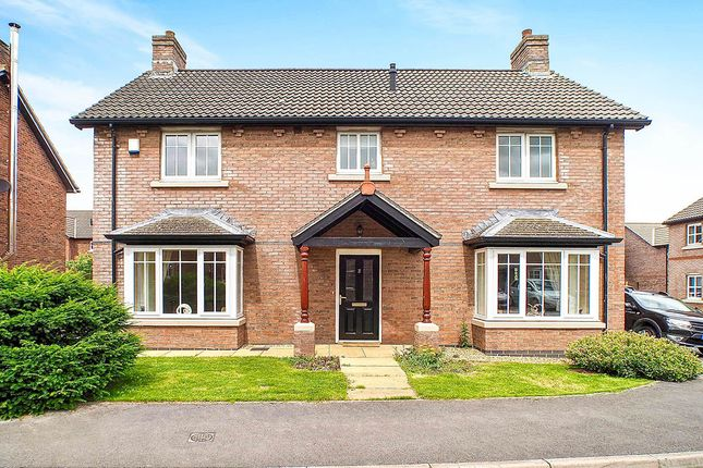 Thumbnail Detached house to rent in Grange View, Wigton