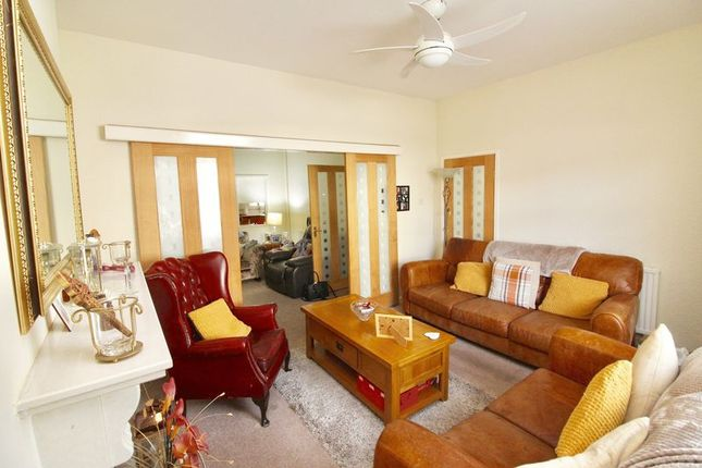 Thumbnail 4 bed terraced house for sale in Crystal Court, Redlaver Street, Cardiff