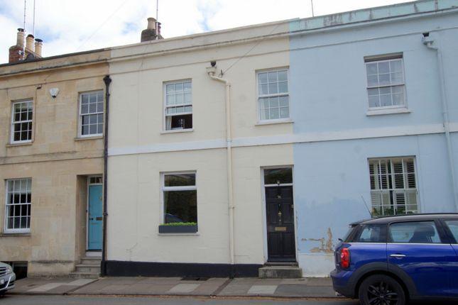 Thumbnail Town house to rent in Keynsham Road, Cheltenham