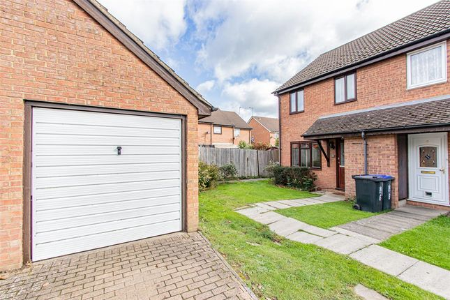 Thumbnail Semi-detached house for sale in Wolstan Close, Denham, Uxbridge