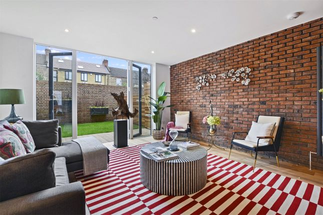 Thumbnail End terrace house for sale in James Lane, Leytonstone, London