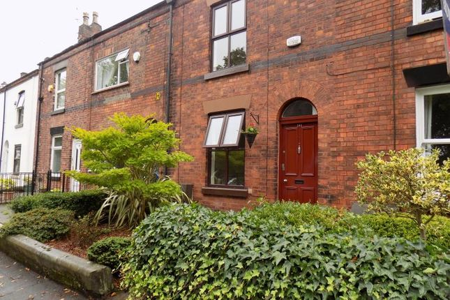 Thumbnail Terraced house to rent in Greenleach Lane, Worsley
