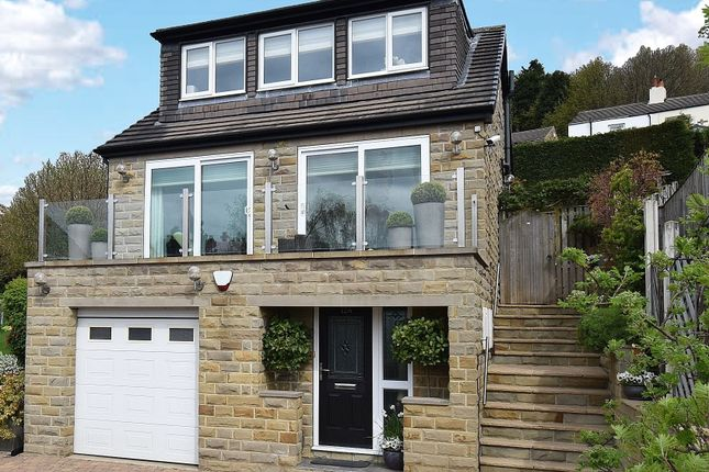 Thumbnail Detached house for sale in Judy Haigh Lane, Thornhill, Dewsbury