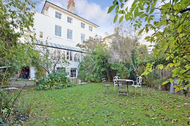 Rear Elevation of The Lawn, St Leonards On Sea, East Sussex TN38