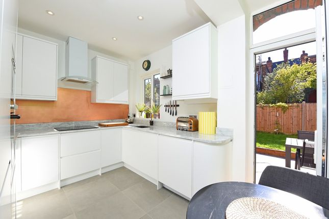 Thumbnail Flat for sale in Cricklade Avenue, London