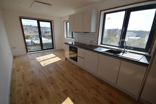 1 bed flat to rent in Union Street, Truro TR1
