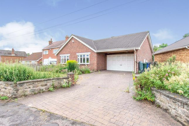 Thumbnail Detached bungalow for sale in Spring Lane, Sprotbrough, Doncaster