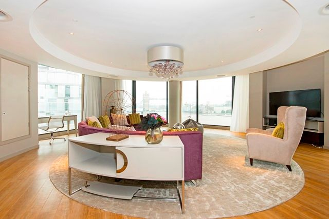 Thumbnail Flat to rent in Lower Thames Street, Tower Hill