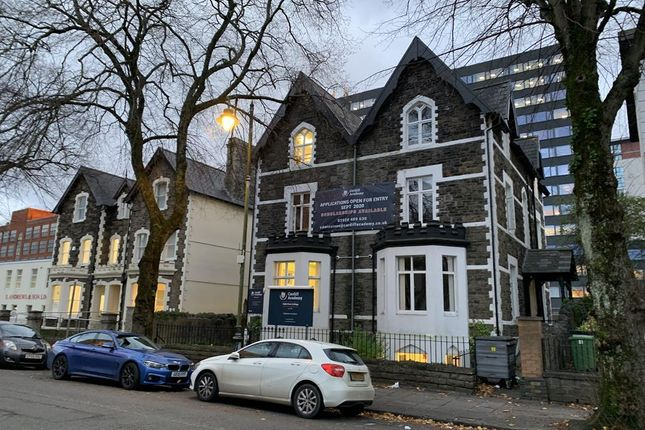 Thumbnail Office to let in 40-41 The Parade, Roath, Cardiff