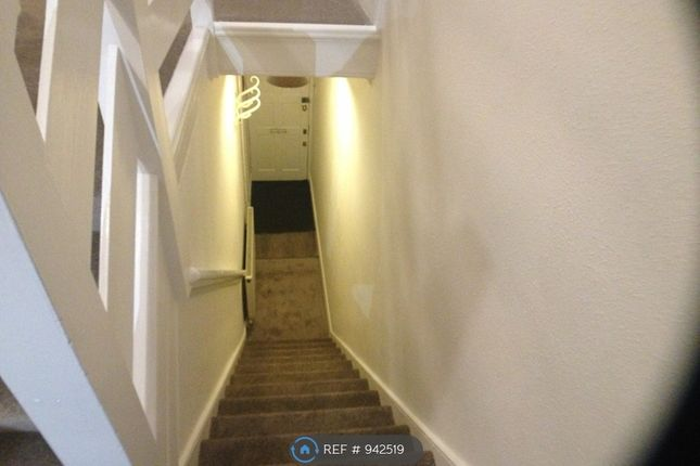 Stairs To Entrance Hall