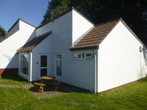 Thumbnail Bungalow for sale in St Anns Chapel, Callington, Cornwall