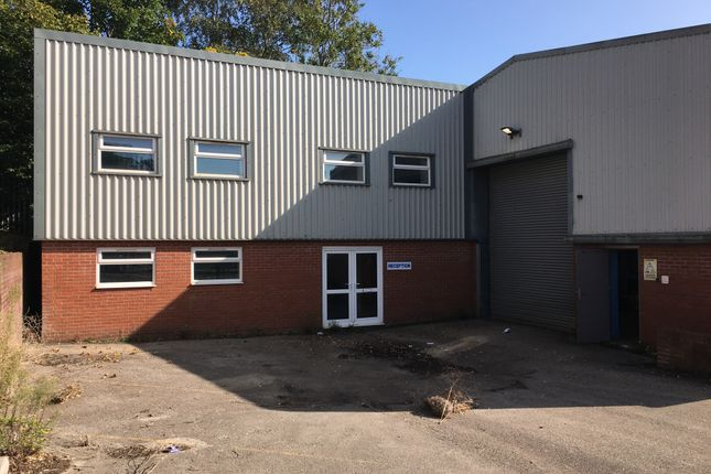 Thumbnail Industrial to let in Tregwilym Road, Newport