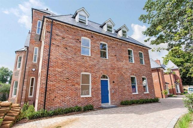 Thumbnail Flat to rent in Chestnut Mead, Winchester