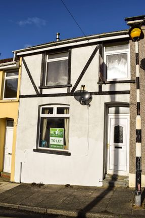 Thumbnail Terraced house to rent in Bedw Road, Bedlinog