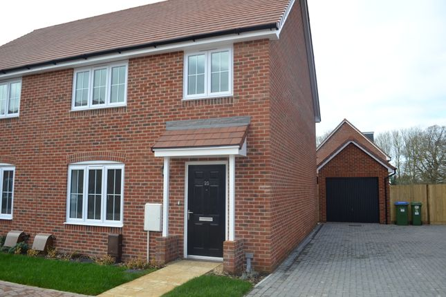 Semi-detached house for sale in Squires Grove, Westergate