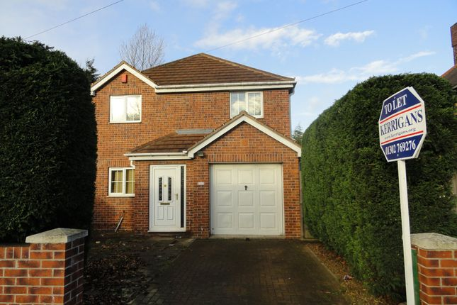 Thumbnail Detached house to rent in Thorne Road, Wheatley Hills, Doncaster